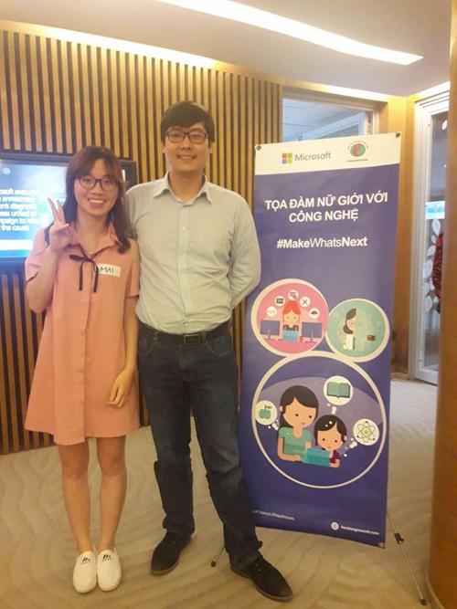 Microsoft YouthSpark scholarship