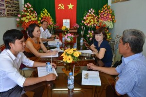 The Center for Education and Development (CED) worked with Hau Giang Association for Promoting Education.