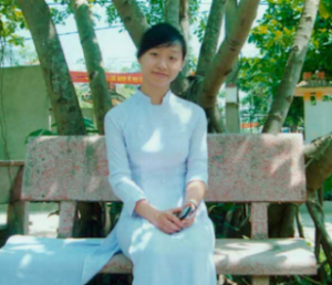Pham Minh Trang - Typical girl from Ha Noi National University